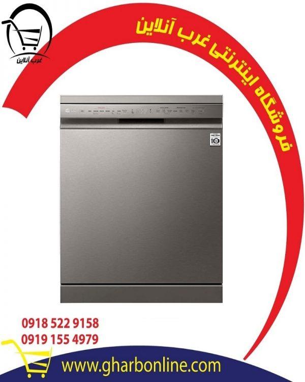 ماشین ظرفشویی ایستاده ال جی مدل XD74