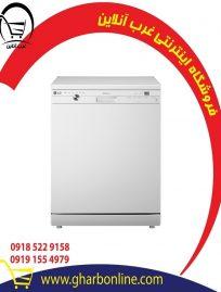 ماشین ظرفشویی ایستاده ال جی مدل LG KD-C707S