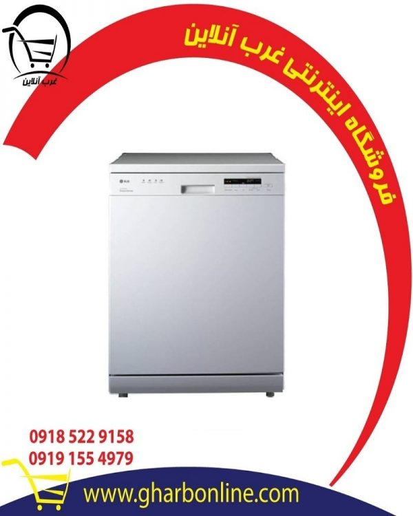 ماشین ظرفشویی ال جی مدل LG XD74
