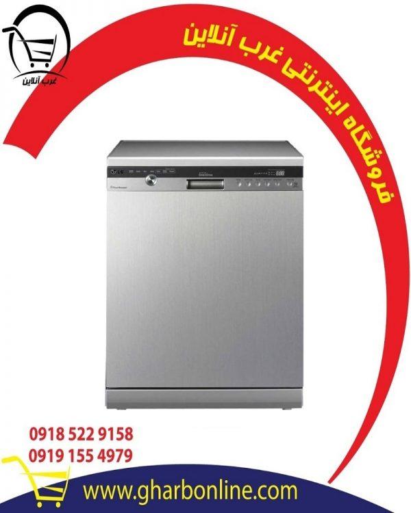 ماشین ظرفشویی ایستاده ال جی مدل LG DFB512