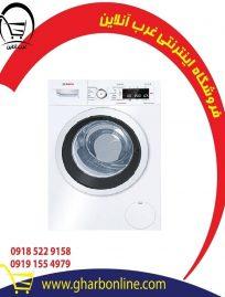 ماشین لباسشویی بوش مدل WAT2466IR ظرفیت 8 کیلوگرم