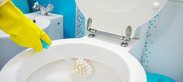 از بین بردن بوی بد سرویس بهداشتی