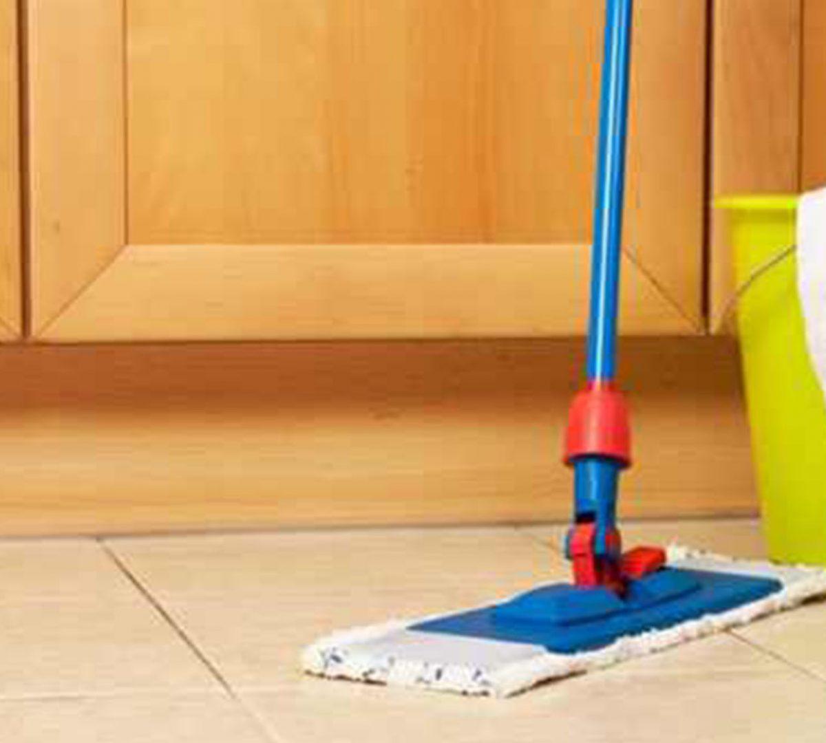 تمیز کردن کاشی و سرامیک / جرم گیری کاشی