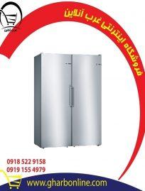 یخچال فریزر دوقلو بوش مدل KSW36PI304/GSD36PI204