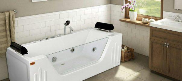 روشهای تمیز کردن وان حمام