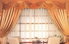 راهنماي كامل نظافت و شستشوي پرده در خانه